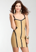 Similar bandage dress from Bebe at Bebe