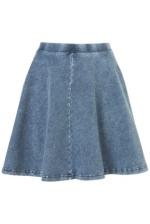Similar chambray skirt at Topshop at Topshop