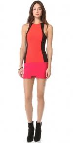 Similar colorblock dress from Shopbop at Shopbop