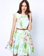 Similar dress by Ted Baker at Asos