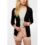 Similar long cardigan to Spencers at Urban Outfitters