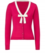 Similar pink cardigan by Moschino Cheap and Chic at Stylebop