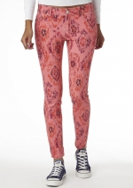 Similar pink jeans at Delias at Delias