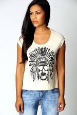 Similar shirt from Boohoo at Boohoo