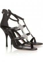 Similar shoes by Guiseppe Zanotti at Outnet
