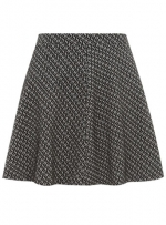 Similar skirt in grey at Dorothy Perkins at Dorothy Perkins