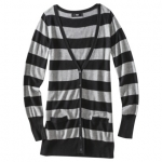 Similar striped cardigan from Target at Target