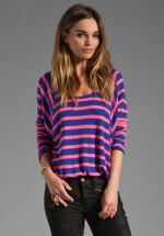 Similar striped top by Splendid at Revolve