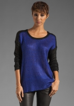 Similar sweater from Revolve at Revolve