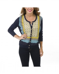Simoni Scarf Cardigan at Maple & West