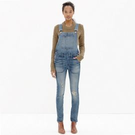 Skinny Overalls at Madewell