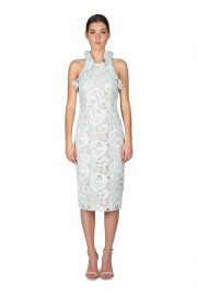 Sky Beauty High Neck Dress by Cooper St at Cooper St