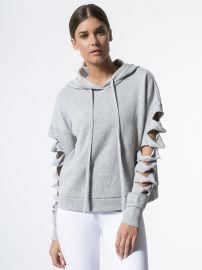 Slay Long Sleeve Hoodie at Carbon38