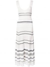 Sleeveless Knit Dress at Farfetch