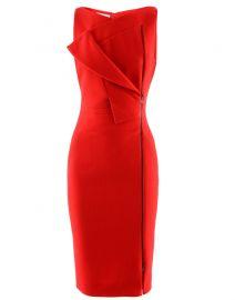 Sleeveless Midi Dress by Antonio Berardi at The Real Real