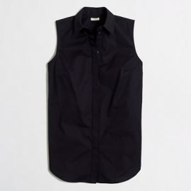 Sleeveless Shirt at J. Crew Factory