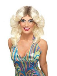 Smiffy s 70s Flick Wig at Amazon