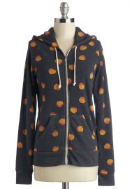 Smile After Mile Hoodie at ModCloth