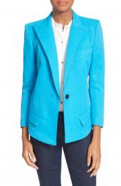 Smythe Sharp Shoulder Blazer at Nordstrom