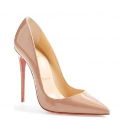So Kate Pointy Toe Pump Christian Louboutin at Nordstrom