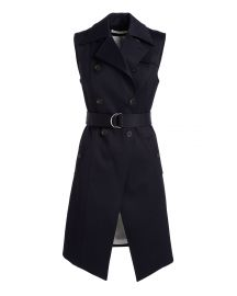 SoCal Stretch Trench Vest at Neiman Marcus