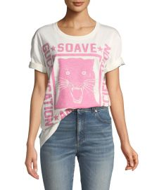 Soave Amour print t-shirt at Neiman Marcus