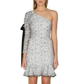 Sofia One Shoulder Dress at David Jones