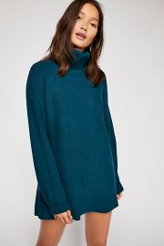 Softly Structured Tunic at Free People