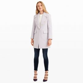 Sogand Coat at Club Monaco