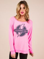 Sol Angeles California Girl Pullover at Kitson