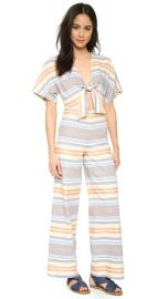 Solid  amp  Striped The Tie Jumpsuit at Shopbop