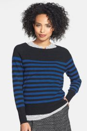 Solid Cashmere Sweater at Nordstrom Rack