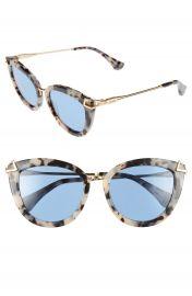 Sonix Melrose 51mm Gradient Cat Eye Sunglasses at Nordstrom