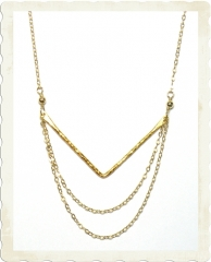 Sonoma Chain Necklace at Brooklyn Designs