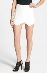 Sophie Rue Pointed Hem Skort at Nordstrom