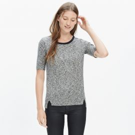 Soundcheck Ringer Tee at Madewell