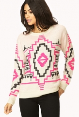 Southwest Bound Sweater at Forever 21