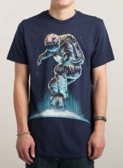 Space Grind Tshirt at Threadless
