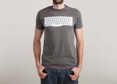 Spacebar Tee at Threadless
