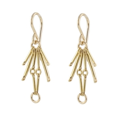 Spark Earrings by Peggy Li at Bottica