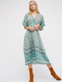 Spell   the Gypsy Collective Kombi Folk Dress at Free People