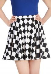 Spell Checker Skirt at ModCloth