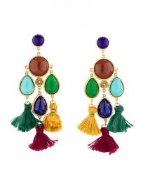 Spice Market Earrings at Ben-Amun