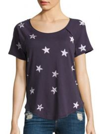 Splendid - Ashbury Star-Print Tee at Saks Fifth Avenue
