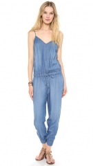 Splendid Chambray Jumpsuit at Shopbop