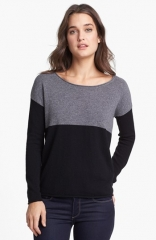 Splendid Colorblock Sweater at Nordstrom