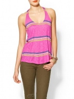 Splendid Hermosa stripe tank in parfait at Piperlime
