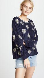 Splendid x Margherita Missoni Fiore Sweatshirt at Shopbop