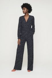 Spot Wide Leg Jumpsuit by Long Tall Sally at Long Tall Sally