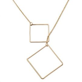 Square Toggle Necklace at Target